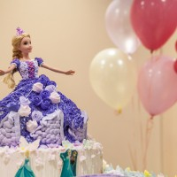 Birthday Cake - Princess Theme